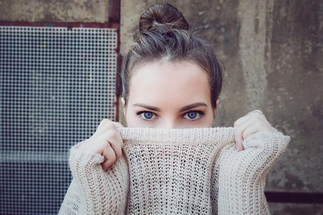 vytažený svetr