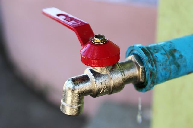 kohoutek vodovodu