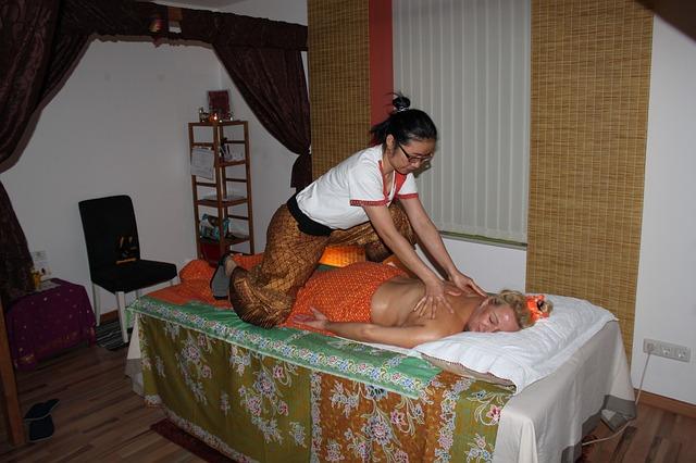 tradiční tahjská masáž