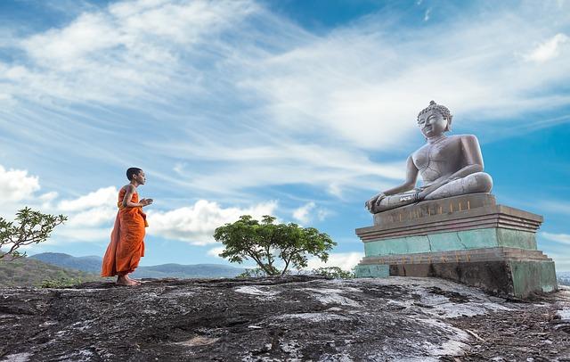 uctívání buddhy
