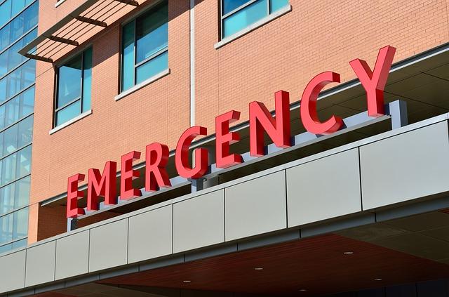 vstup nemocnice