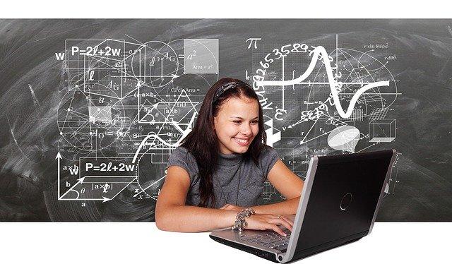 student u počítače